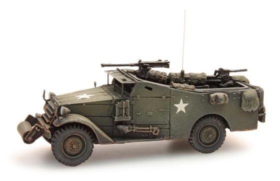 Artitec 387.114 - 1 87   H0 US M3A1 M3A1 M3A1 Weiß Scout Car  - Neu  | Smart  ed6fe8