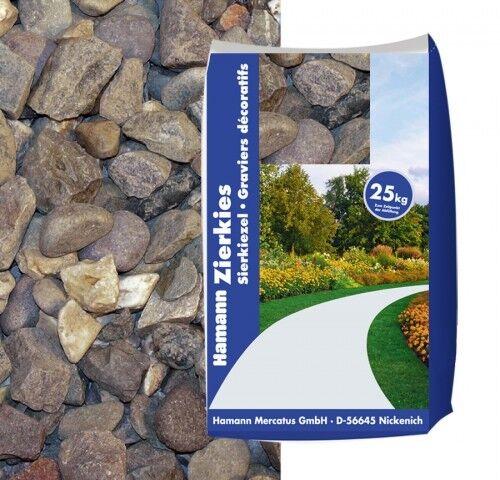Rheinkies 16-32 mm 25kg Sack Kies Garten Gestaltung 0,36€//1kg