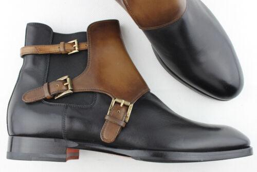 Boots Herrenschuhe Neu In Der Luxus 40 Größe Santoni 6 pwq5EnP8t