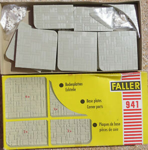 Faller-Ams-941-Floor-Plates-Boxed-JU505
