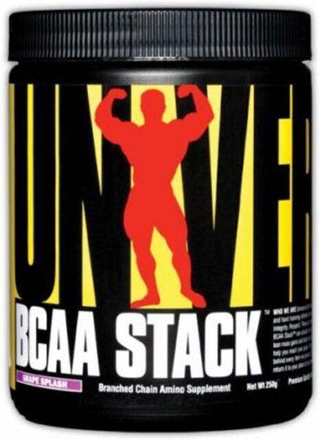 BCAA Stack Universal Nutrition 250 g EUR11.16/100g + Gutschein +