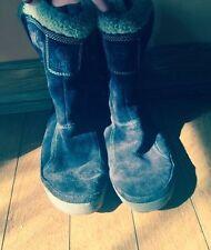 VGC Brown Suede TIMBERLAND Mukluk Boots SZ 7M