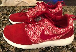 huge discount 009f6 ad130 Nike Roshe One Winter - 807440-661 - Red White - Men's Size ...