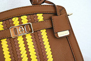 f119056a8d1c8 Das Bild wird geladen MICHAEL-KORS-Handtasche-Neu-Karson-Luggage-braun-Leder -