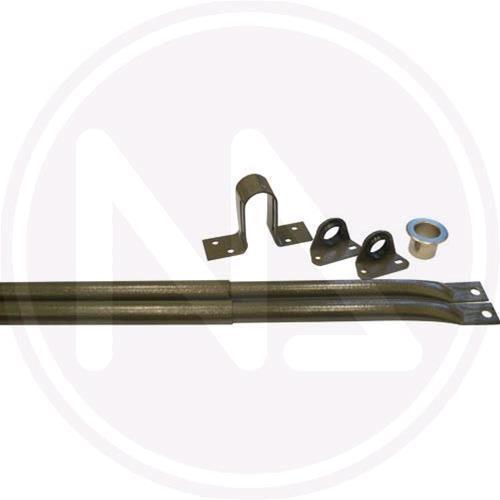 ASTE per SERRATURE MOIA in acciaio G413 G424 G434 G423 G433