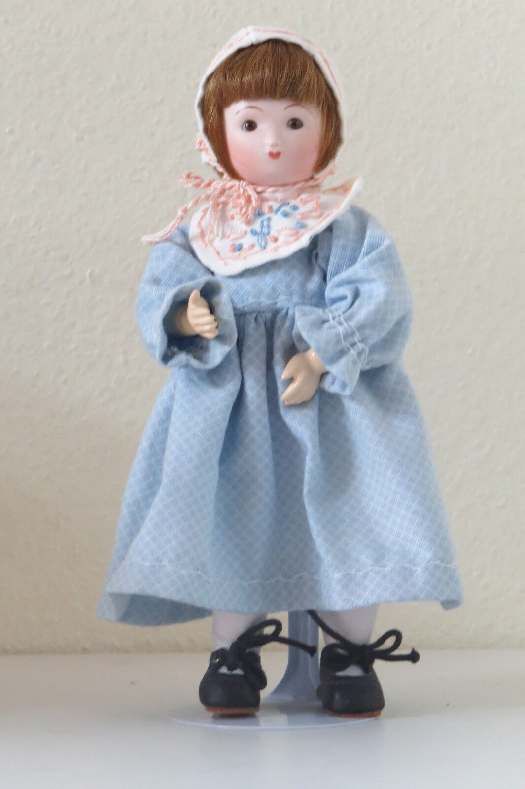 Becassine Nº 11 . 24 cm Muñeca creacióN Doll