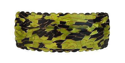 Haarspange grün schwarz gold Ella Jonte France Clip Haarklammer viele Farben new
