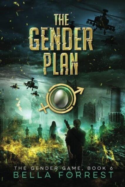 The Gender Game 6: The Gender Plan: Volume 6 NEW BOOK