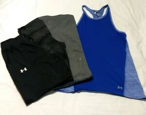 Ladies-4-Pc-Under-Armour-Clothing-Lot-Size-S