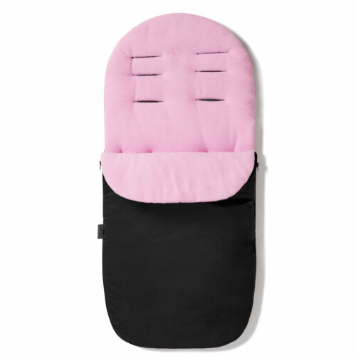 Pushchair Footmuff Light Pink Cosy Toes Compatible with Graco Symbio