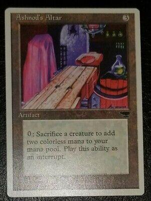 Chronicles Ashnods Altar Magic the Gathering