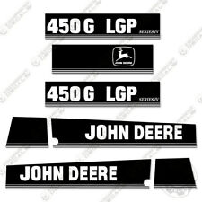 John Deere 450g Lgp Decal Kit Series 4 Dozer Equipment Decals Series Iv 450