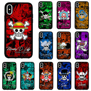 Details about One Piece Luffy Zoro Usopp Law Case Cover for iPhone 12 Pro Max 6 7 8 Plus XS 11