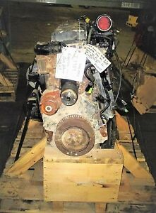 2007 Cummins QSB Diesel Engine Take Out, 275HP, Turns 360, Good For Rebuild Only