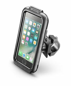 Cellularline-iCase-Holder-for-Apple-iPhone-7-amp-8-with-Motorcycle-Handlebar-Mount