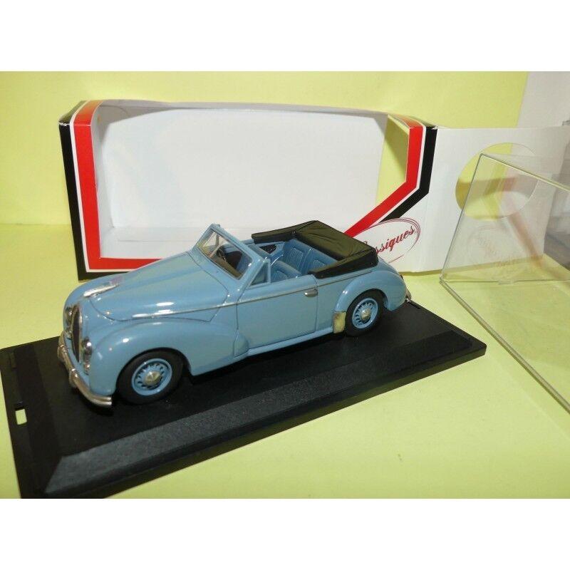 Hotchkiss antheor cabriolet 1952 blwu classique des ccc 1 43