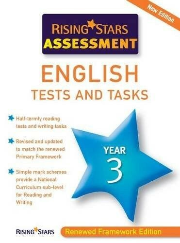 Assessment English Tests and Tasks Year 3, New Books