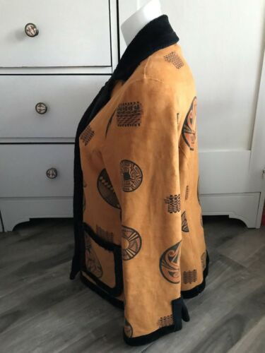 Suede Faux Jakke Dame Fur Robert Størrelse Canada Medium Kitchen qYnwExFpI