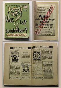 In-der-Westentasche-Was-ist-sonderbar-Pollack-Scherzfragen-Muehlhausen-um-1900-xz