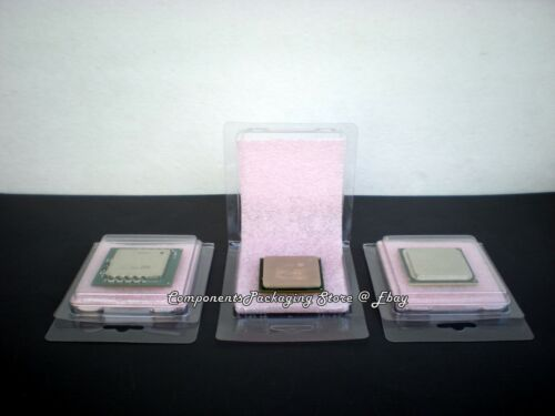 AMD Athlon CPU Clamshell for Socket AM3 Lot of 10 40 80 125 AM2 Processors