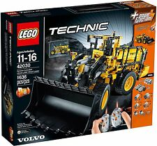 42030 LEGO Remote-Controlled VOLVO L350F Wheel Load TECHNIC Age 11-16 / 1636 Pie