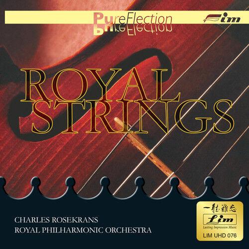 Charles Rosekrans & Royal Philharmonic Orchestra - Royal Strings [New CD]