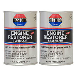 Details about Mercedes Noisy Hydraulic Lifters? Try 500ml AMETECH RESTORE  ENGINE ADDITIVE