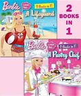 Barbie I Can Be a Pastry Chef/I Can Be a Lifeguard by Susan Marenco, Freya Woods (Paperback / softback, 2012)
