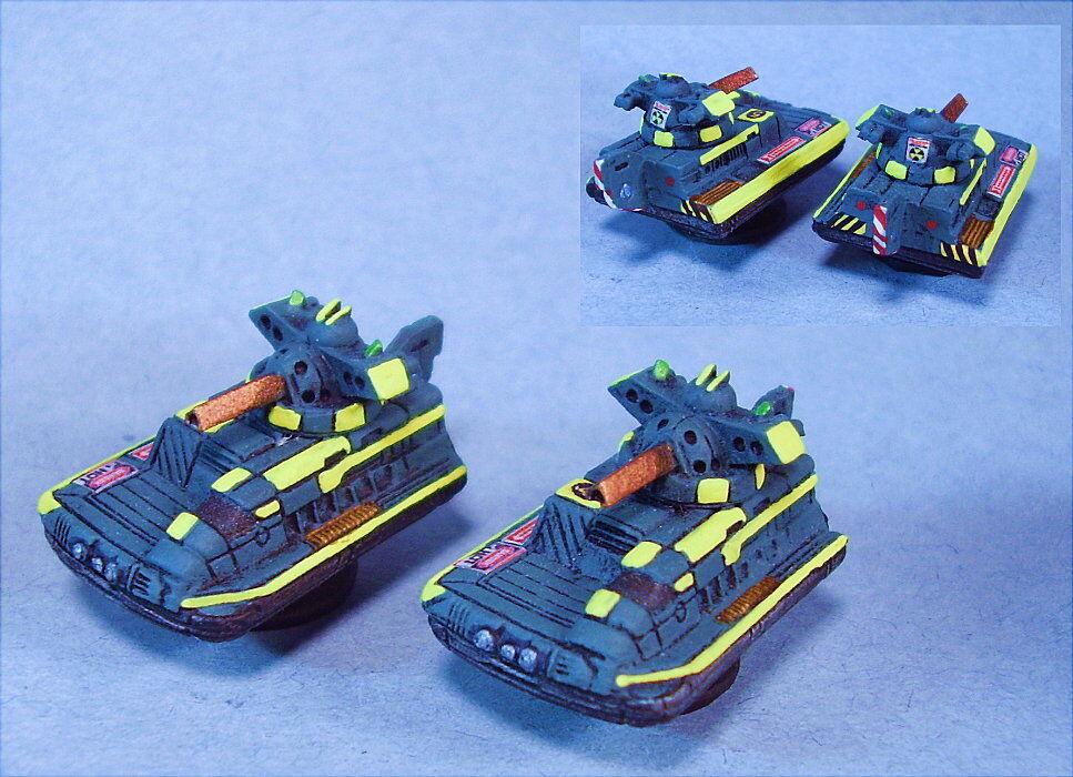Battletech Pintado J. Edgar Hoover hoverdeanks (2) YG