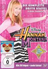 Hannah Montana - Die komplette 3. Staffel                            | DVD | 020