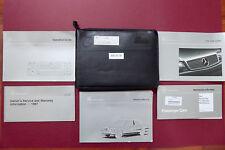 1997 Mercedes W202 C C230 C280 C36 Owner Manuals Driver Books Pouch Set 051517P