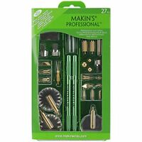 Makin`s Professional Clay Tool Kit , New, Free Shipping on sale