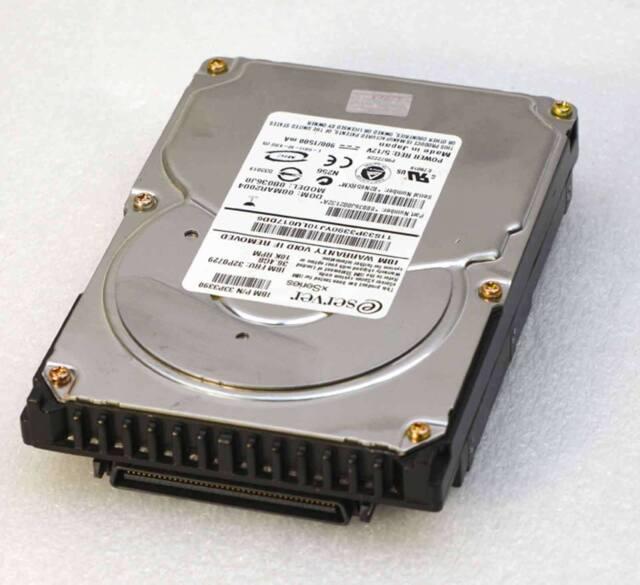 80 POL36, 4 GB Ibm Scsi Server HDD Model 8B036J0 P/N 8B036J0021 MK5