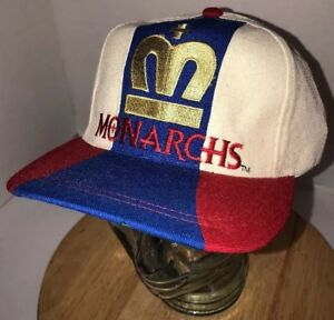 Details about VTG LONDON MONARCHS 90s 100% Wool Reebok Hat Cap Snapback  World League Pro Team 3e4c72ea1eb