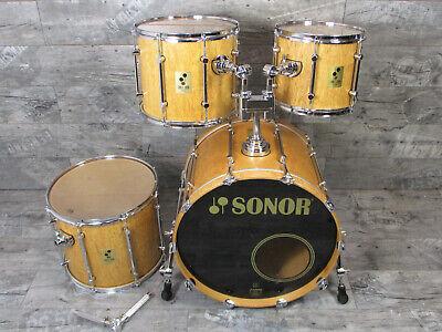 4 Stück DIMAVERY DDS-5A Drumsticks 2 Paar Trommelstöcke