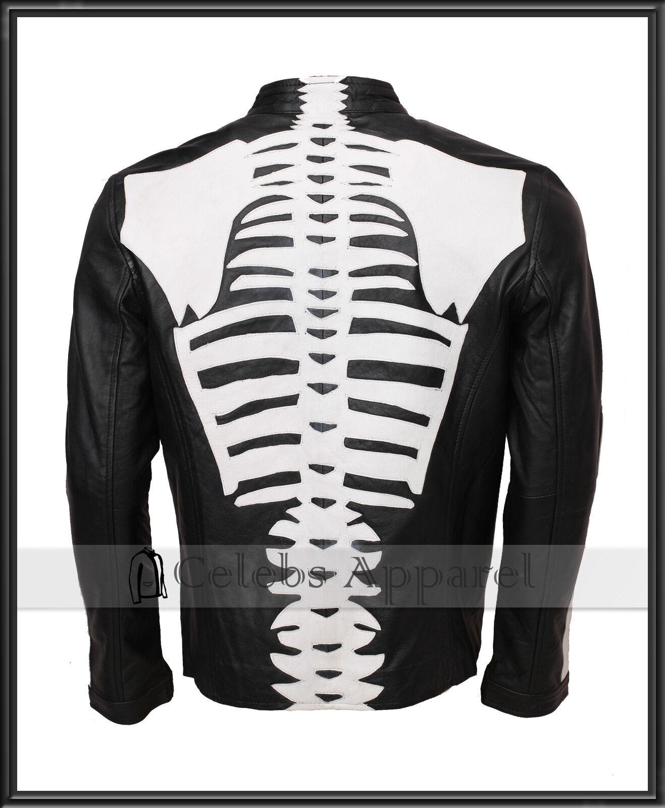 John Real Lather Vest Cosplay Halloween Mesodyn Days Gone Costume Deacon ST