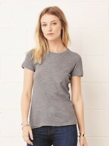 Bella-Canvas-Women-039-s-The-Favorite-Tee-6004