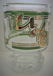 UNIVERSITY-OF-OREGON-COLORFUL-GOLD-AND-GREEN-SHORT-SHOT-GLASS