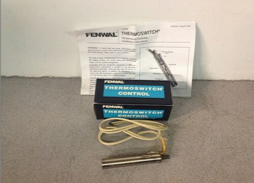 New Fenwal 01-018002-305 Thermoswitch Control