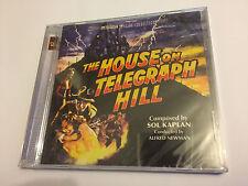 HOUSE ON TELEGRAPH HILL (Kaplan) OOP Intrada Ltd Score OST Soundtrack CD SEALED