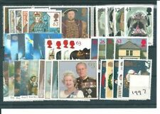 GB 1997 Complete Commemorative Collection Under Face Value BEST BUY on eBay MNH