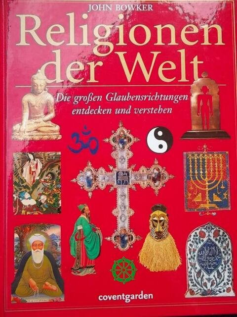 Sachbuch Religionen der Welt ISBN: 978-3-8310-9057-0