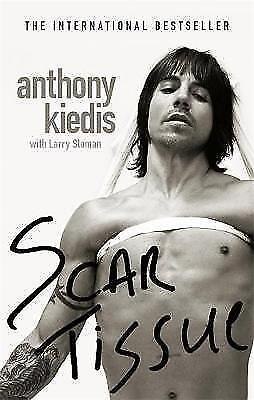 1 of 1 - Scar Tissue: The Autobiography, Anthony Kiedis, Larry Sloman, New