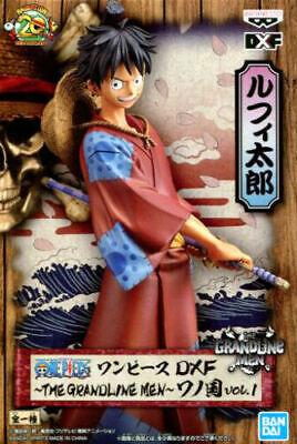 EC Banpresto One Piece DXF The Grandline Men Wano Country Vol 2 Roronoa Zoro