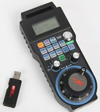 CNC 6 Axis USB Wireless Mach3 MPG Pendant Handwheel Controller for CNC Machine
