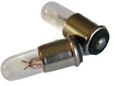 2 PCs 4.5V Mini Xenon Bulb / Lamp for Flashlight-New!