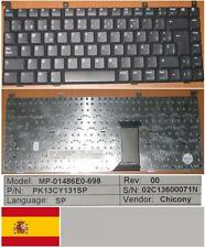 Teclado Qwerty Español Dell INSPIRON 1100 1150 2600 PK13CY131SP MP-01486E0-698