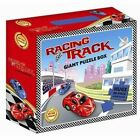 Racing Track Giant Floor Puzzle by G. Vanzet (Hardback, 2014)