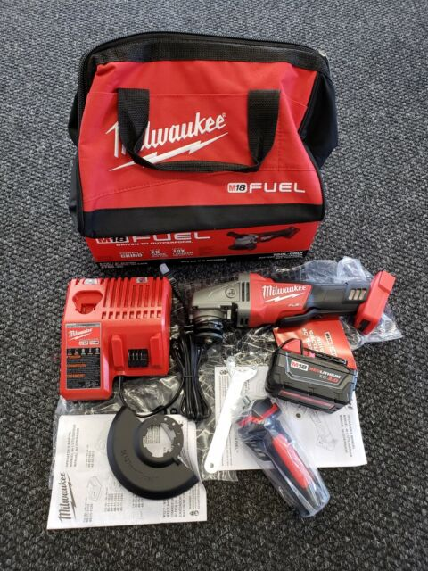Milwaukee Case For 2781 20 Cordless Grinder 2781 21 2781 22 Fuel M18 Plastic For Sale Ebay