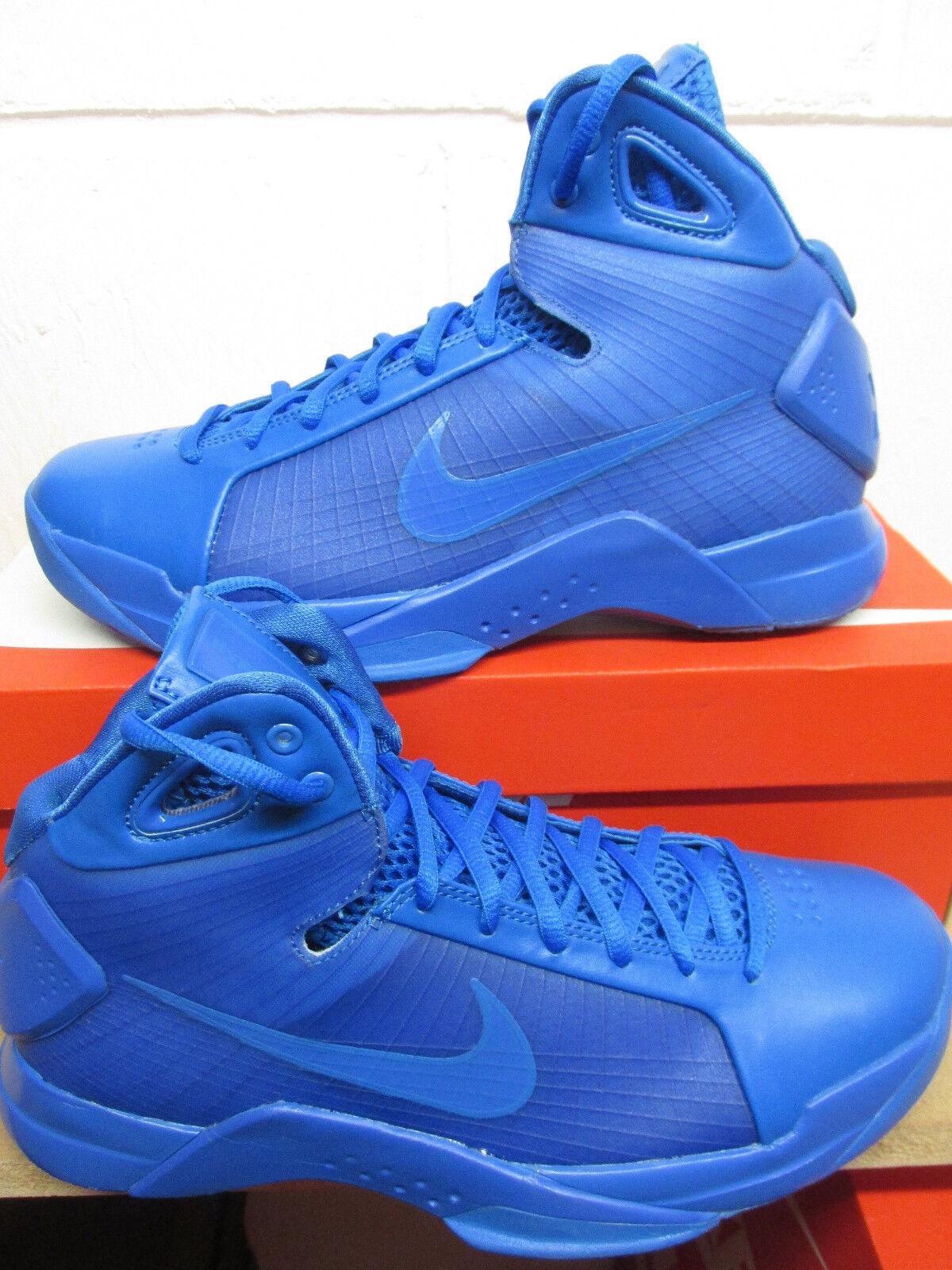 Nike Hyperdunk 08 Hombre Zapatillas de Baloncesto Tipo Botín 820321 400